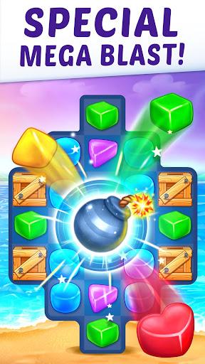 Gummy Paradise - Free Match 3 Puzzle Game  screenshots 2