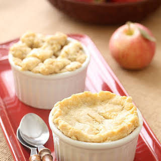 Apple Pie For Two.