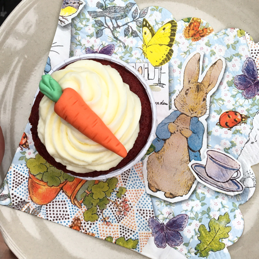 january-favourites-lifestyle-baby-shower-peter-rabbit-beatrix-potter-carrot-cake