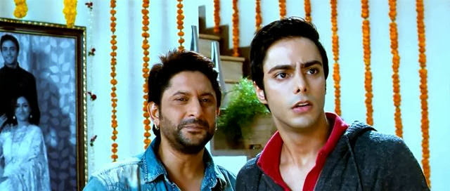 Screen Shot Of Hindi Movie Rabba Main Kya Karoon (2013) Download And Watch Online Free at Alldownloads4u.Com