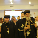 His Holiness Pope Tawadros II visit to St. Mark LA - _09A9041.JPG