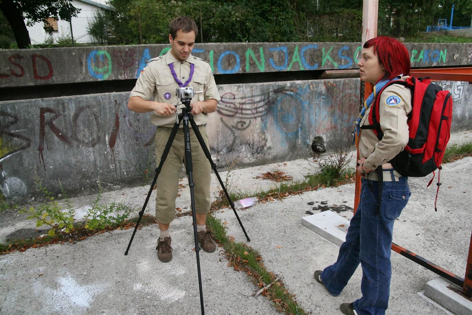 Snemanje propagandne reportaže, Ilirska Bistrica 2007 - IMG_4127.jpg