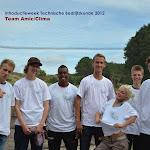 Teams Introweek Terschelling 2012
