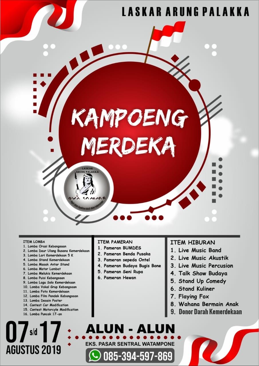 Lintas Nusantara News Hut Kemerdekaan Republik Indonesia Ke 74