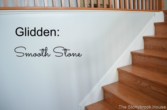 Glidden Smooth Stone
