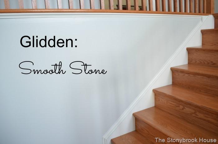 Glidden Smooth Stone