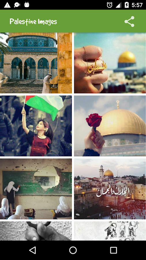 Palestine Images- screenshot
