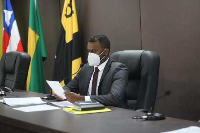 Vereador Thiago Chagas indica requalificação da Praça da Assembleia, em Cruz das Almas