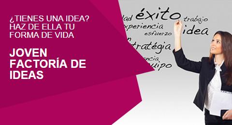 Proyecto Joven Factoría de Ideas