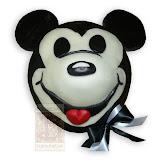 34. kép: Formatorták (lányoknak) - Mickey egér torta