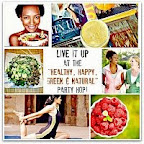 Healthy Happy Green Natural Blog Hop