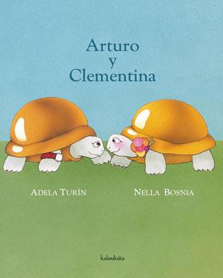 Arturo y Clementina, colección A favor de las niñas