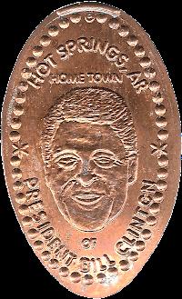 Bill Clinton penny
