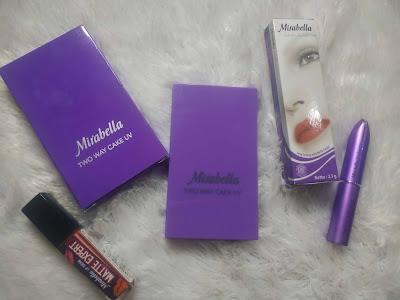 Review mirabella Cosmetics
