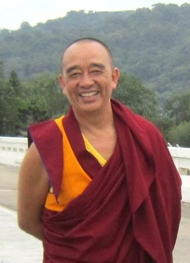 After waiting for nearly eight years, the of Heruka Center, Taiwan finally received its resident teacher, Geshe Tashi Tsethar, a highly respected senior geshe from Sera Je Monastery.