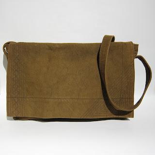 Dries Van Noten Messenger Bag