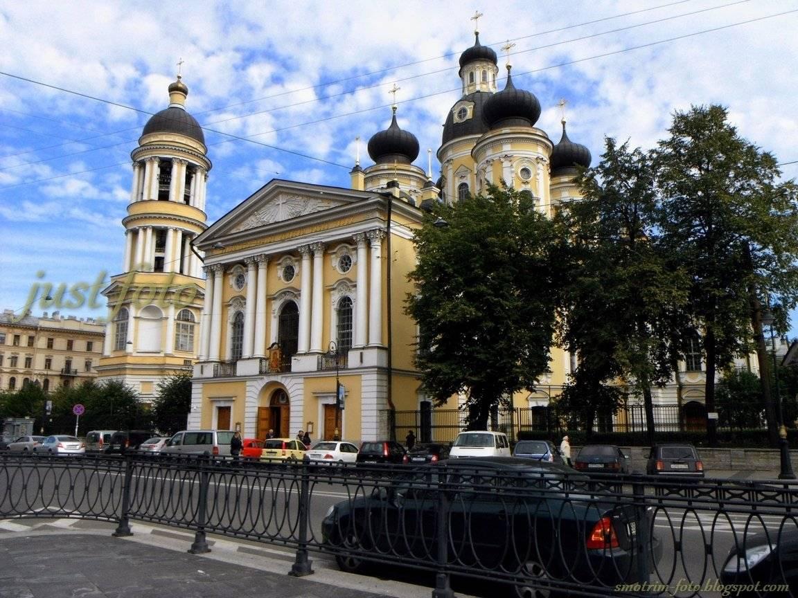 Владимирский Собор Санкт-Петербург фото