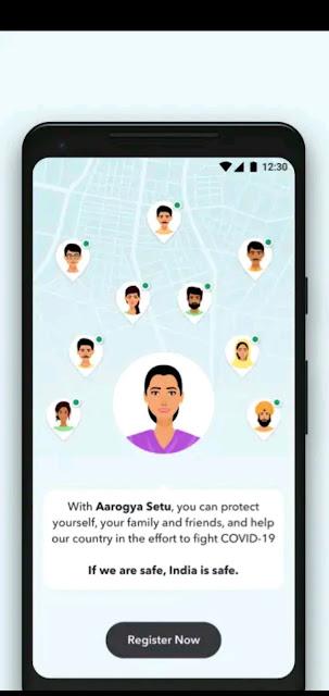 Indian Govt brings tracking App that will show you How close you are from corona petients. || Corona के मरीज आपके कितने पास में है जाने आपके phone से ।