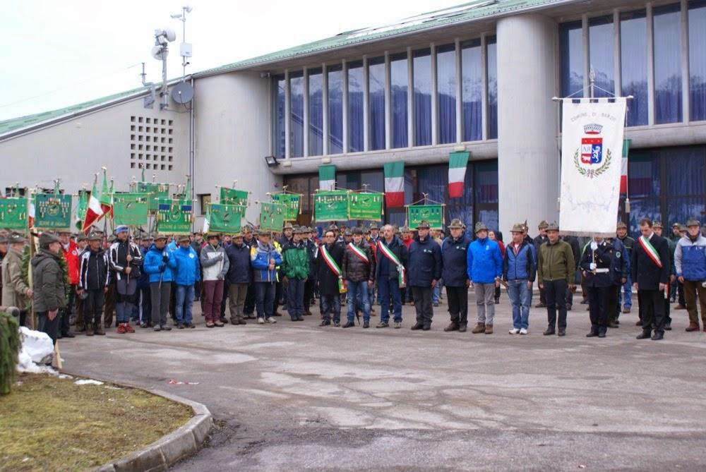 Campionato Nazionale ANA sci di fondo Piani di Bobbio - Campionati%2BNazionali%2BANA%2BBarzio%2Bapertura%2B15.JPG