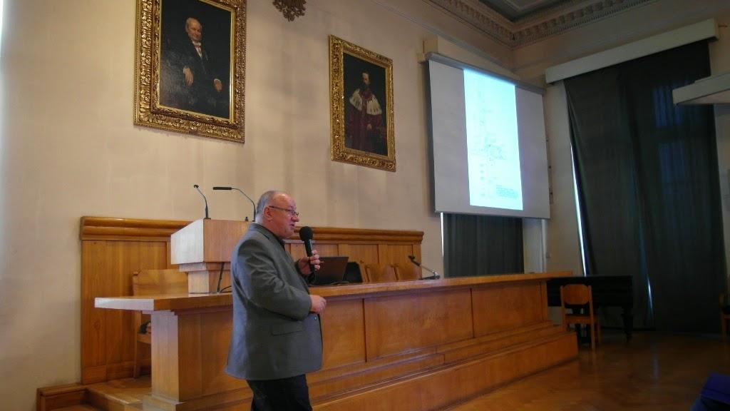 Konferencja Metody geofizyczne w archeologii polskiej (fot. J. Karmowski, K. Kiersnowski) - geof%2B%252867%2529.JPG