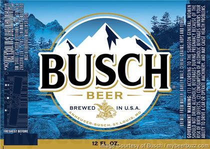 Bush Beer Overhauling Busch, Busch Light, Busch Ice & Busch