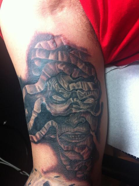 Texans Logo Tattoo Work on this tattoo i willTexans Logo Tattoo