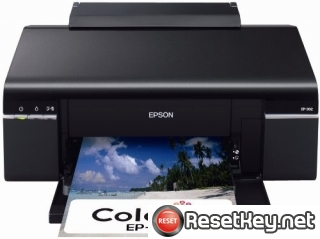 Reset Epson EP-603A printer Waste Ink Pads Counter