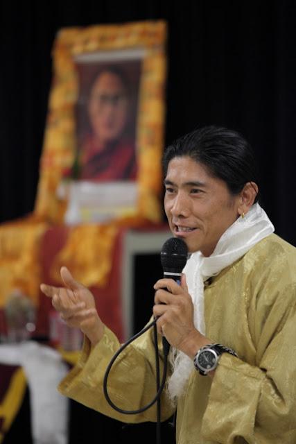 Tsering Lodoe la