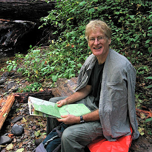 OR: Boulder Creek Wilderness Paul Rickerson 10/9/04
