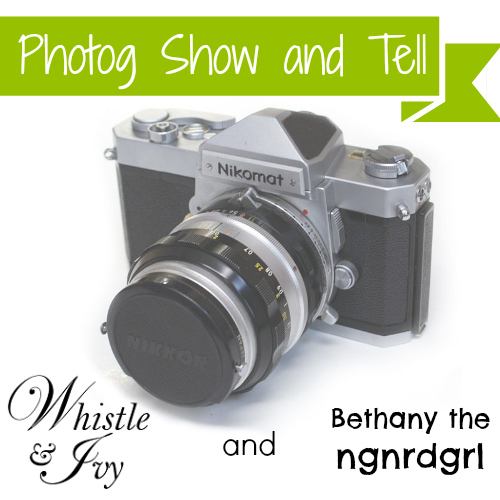 Photog Show and Tell