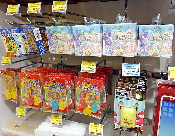 17 成田機場 寶可夢 神奇寶貝 皮卡丘 口袋怪獸 專賣店 東京旅遊 東京自由行 日本自由行