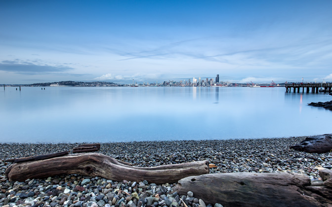 Rock, Wood, and Water by Jeffery Hayes1