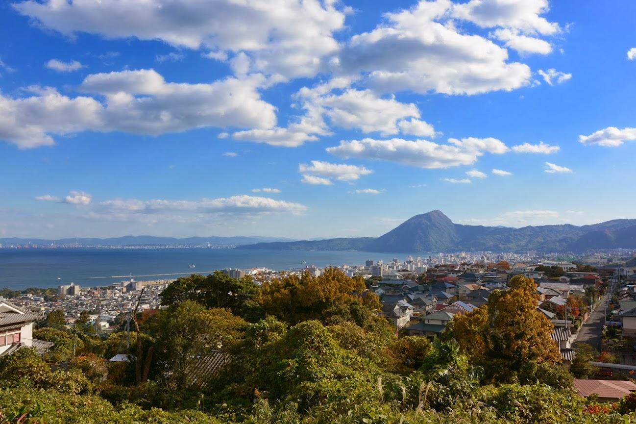 Travel Blog: Day 5 - Kannawa鉄輪-> Kifunejo Castle 贵船城 ...