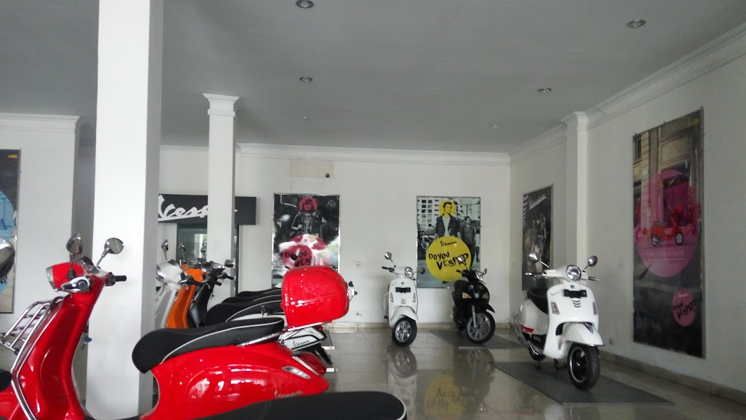 Piaggio Vespa Yogyakarta Dealer Sepeda Motor