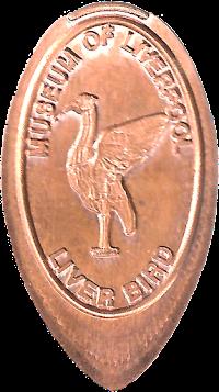 Liver Bird Penny