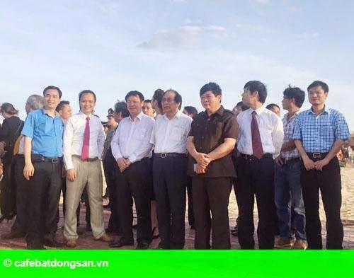 Hình 8: Khởi công Quần thể sân golf và resort 3.500 tỷ đồng tại Bình Định