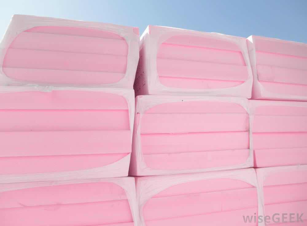 how to cut insulation pink