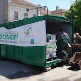 Campania de colectare a deseurilor periculoase din deseuri menajere MAI 2011 - DSC09518.JPG