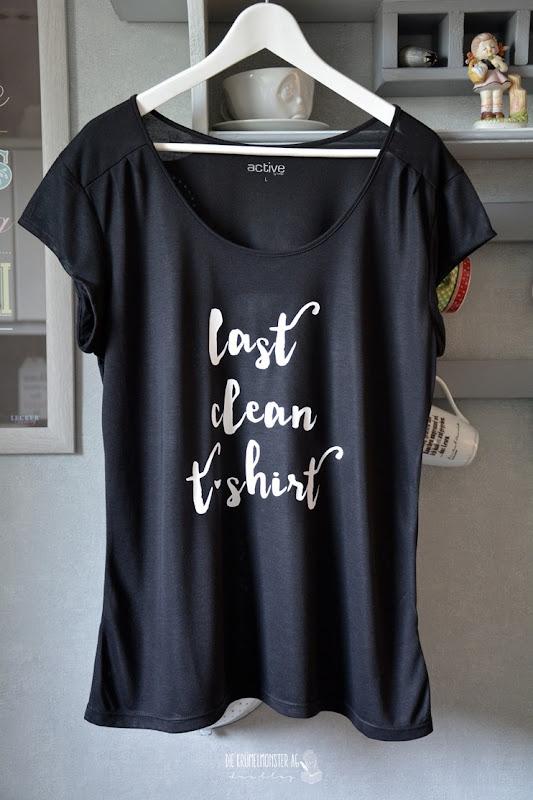 T-Shirt (01) last clean t-shirt
