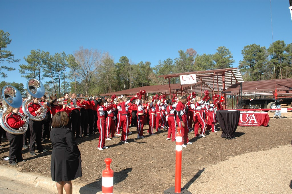 UACCH-Texarkana Creation Ceremony & Steel Signing - DSC_0001.JPG