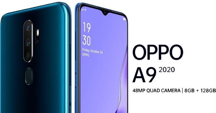 Harga Oppo A9 2020 Terbaru dan Spesifikasi Indonesia