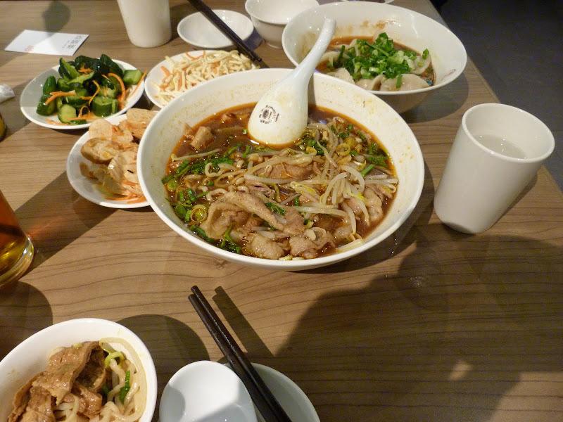 Cuisine du Sichuan, et les meilleurs raviolis
