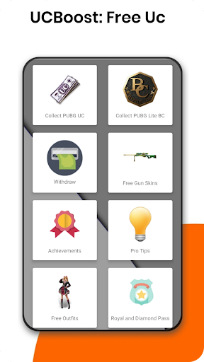 UCBoost: Win UC & Royal Pass 5.2 Screenshots 1