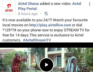 airtel free video streaming offer