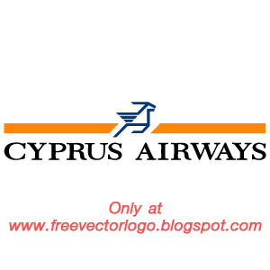 Cyprus airways logo vector
