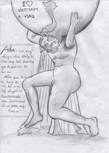 """Những tác phẩm ấn tượng từ cuộc thi """"Trổ tài họa sỹ"""" 2"""