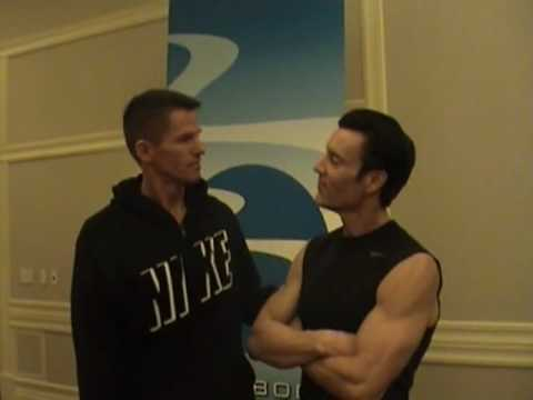 Horton Tony With Robert Hudgens, Tony Horton