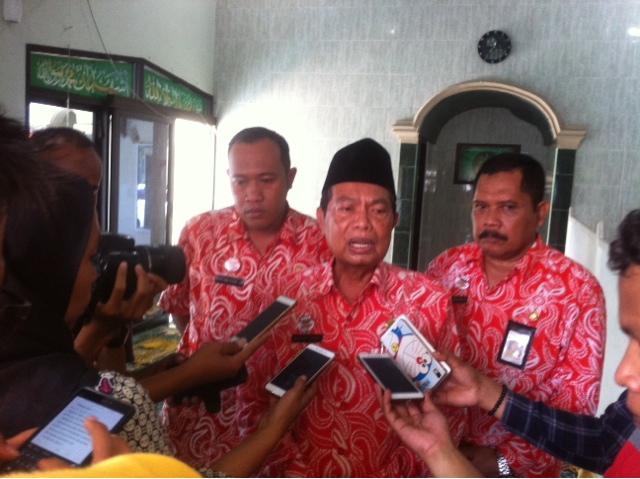 Walikota Mojokerto ; Slogan 'Service City' Pemberian KH Hasyim Muzadi