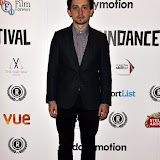 OIC - ENTSIMAGES.COM - Craig Roberts at the Raindance Opening Night Gala at the Vue in Leicester Square, London on the 23rd September 2015. Photo Mobis Photos/OIC 0203 174 1069