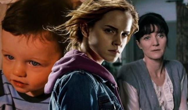Você sabia? Os pais de Hermione quase tiveram uma conexão com o bebê Harry